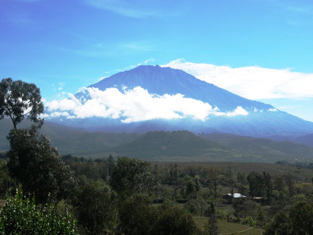 Bjergbestigning på Kilimanjaro har længe været populært